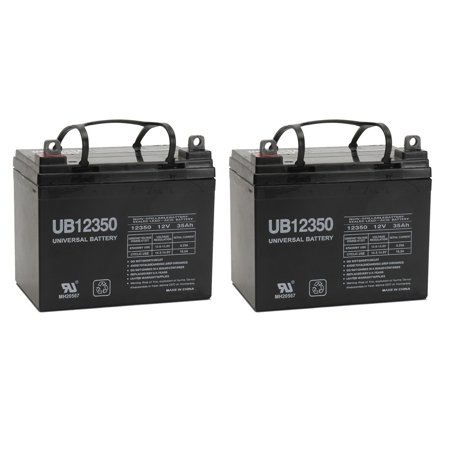 UB12350 12V 35Ah Wheelchair Medical Mobility Battery - 2