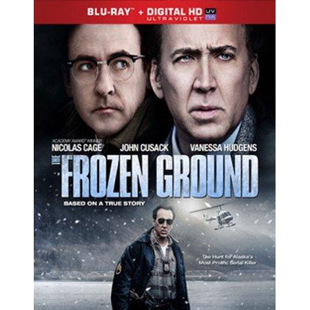 The Frozen Ground (Blu-ray) - Frozen Movie Frozen Movie