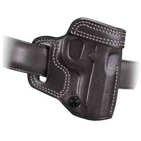 Hand 1911 Leather - Galco Avenger Belt Holster, Fits 1911 with 5