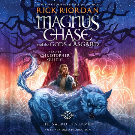 Magnus Chase and the Gods of Asgard, Book One: The Sword of