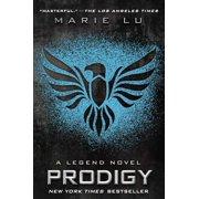 Prodigy: A Legend Novel (Paperback)