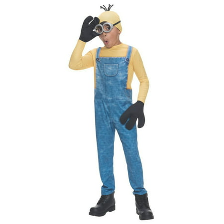 Halloween Minions Movie: Minion Kevin Child Costume](Kevin Costume)