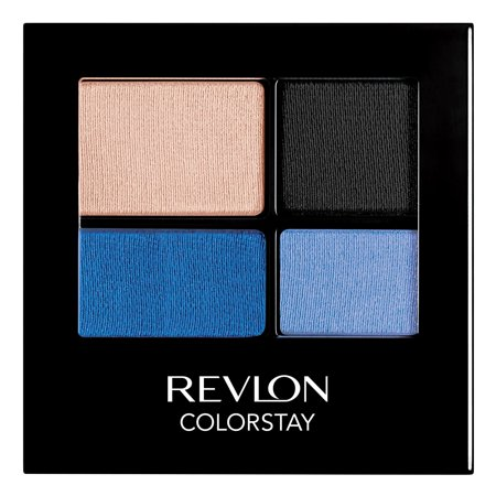 Revlon Colorstay 16 Hour Eye Shadow Quad, #580 Free Spirit + Cat Line Makeup Tutorial (Elf Eye Makeup Tutorial)