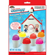 Snoopy Sno-Cone Machine Refill Pack