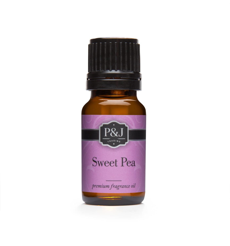 Sweet Pea Fragrance Oil - Premium Grade Scented Oil - 10ml