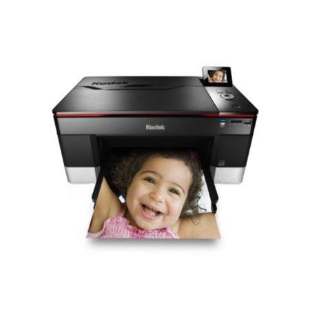 kodak hero 5.1 wireless color printer with scanner &