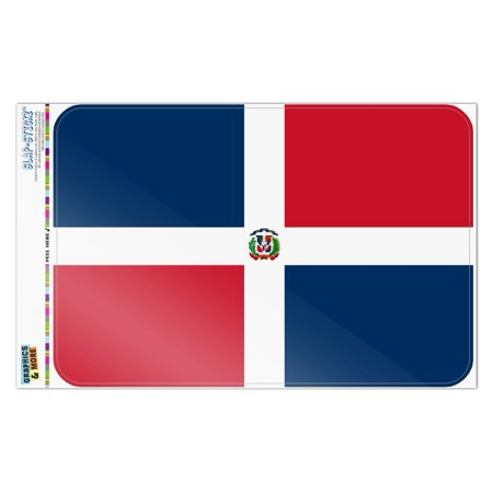 The Dominican Republic Country Flag Home Business Office (Best Place To Visit In Dominican Republic For Singles)