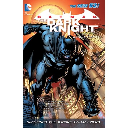 Batman: The Dark Knight Vol. 1: Knight Terrors (The New
