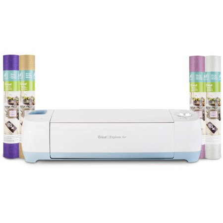 Cricut Explore Air Glitter Bundle