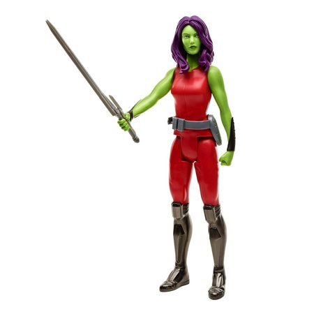 Guardians Of The Galaxy Gamora (Marvel Guardians of the Galaxy Titan Hero Series:)