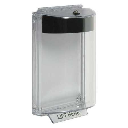 Universal Stopper Cover,Surface,2-21/32D SAFETY TECHNOLOGY INTERNATIONAL STI-13010NK