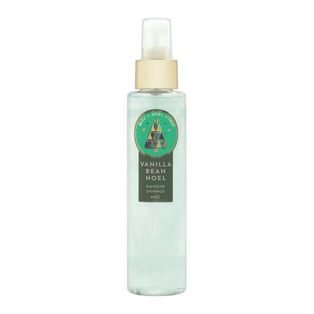 Bath & Body Works Vanilla Bean Noel 4.9 oz Diamond Shimmer