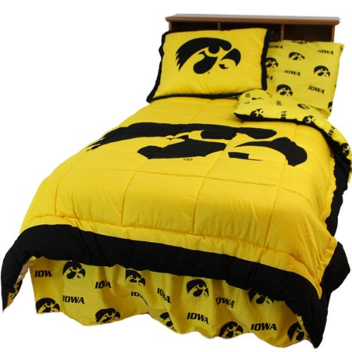 College Covers Collegiate Reversible Comforter Set