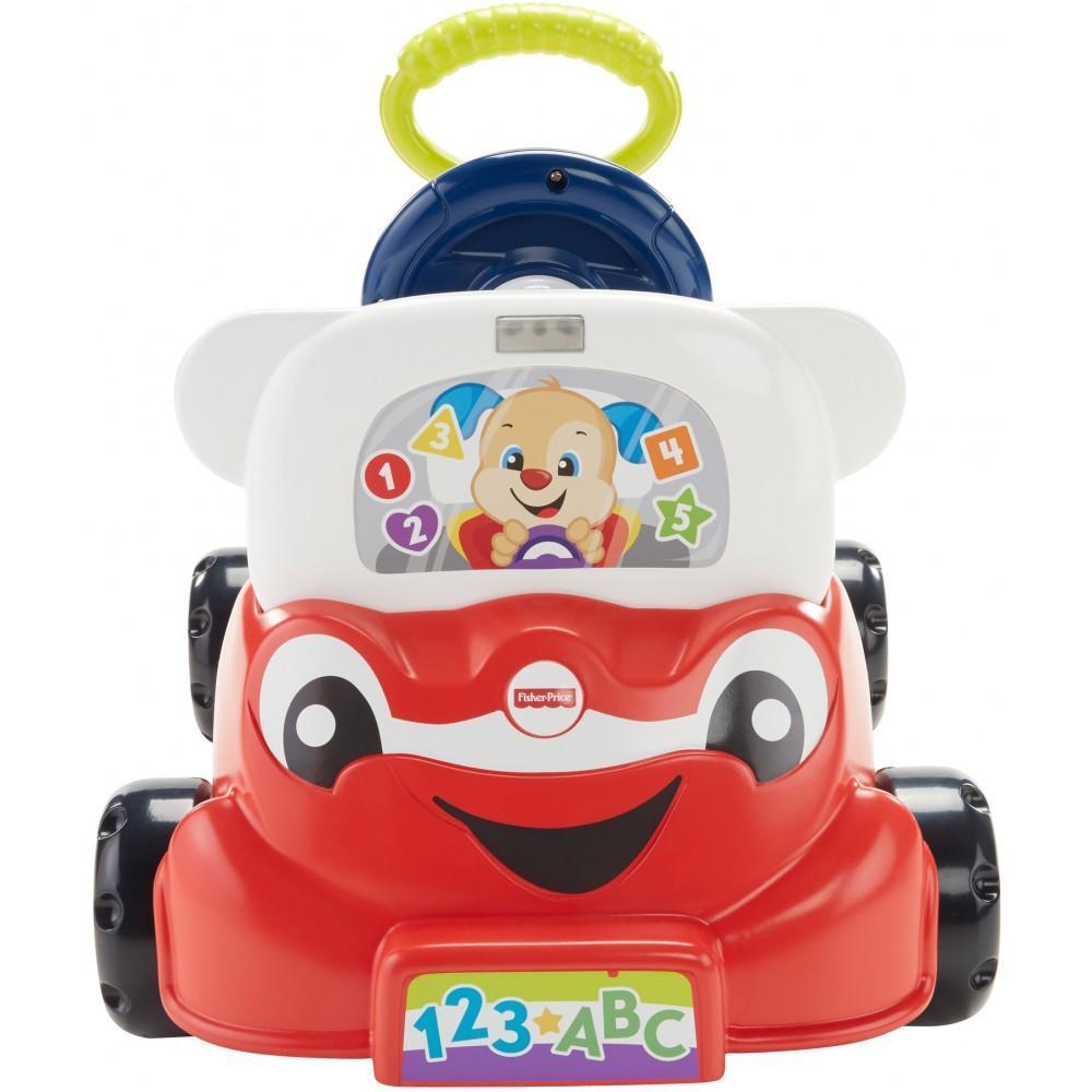 Car Smart Pelham Al: Fisher-Price Interactive Smart Car Laugh Learn 3-in-1 Kids