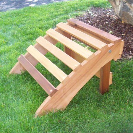 Wood Country T&L Footrest