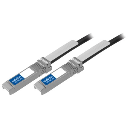 AddOn Cisco SFP-H10GB-CU2-5M Compatible TAA Compliant 10GBase-CU SFP+ to SFP+ Direct Attach Cable (Passive Twinax, 2.5m) – 100% application tested and guaranteed compatible