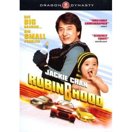 Robin B Hood (DVD)](Girl Robin Hood)