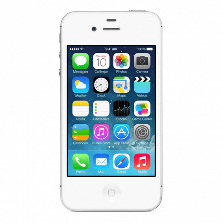 Pre-Owned Apple iPhone 4s Verizon White 16GB (MD277LL/A) ...