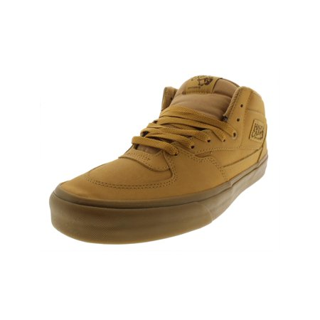 Vans Mens Half Cab Leather Fashion Skate Shoes ()