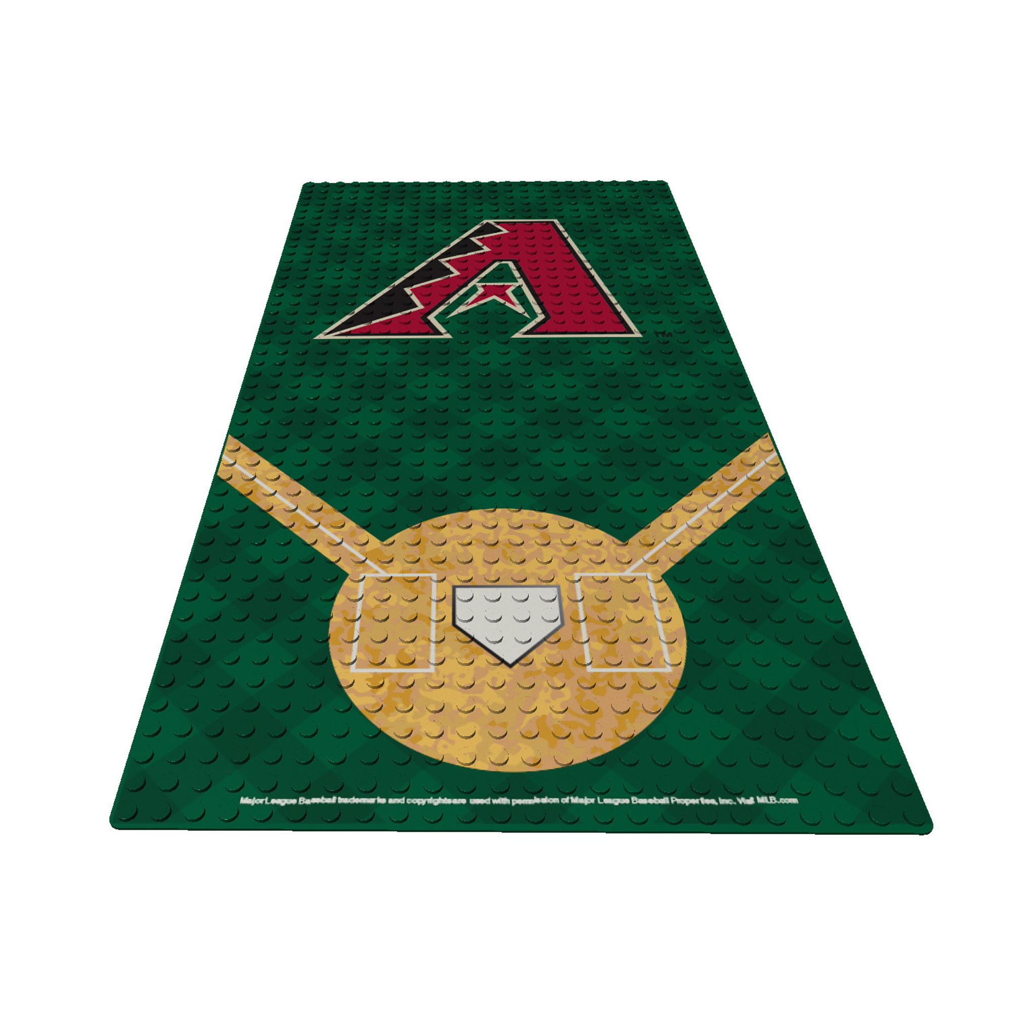 Arizona Diamondbacks OYO Sports Display Plate - No Size