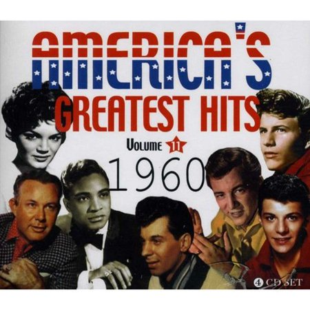 America's Greatest Hits 1960 / Various (Nat Tate An American Artist 1928 1960)