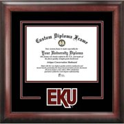 Campus Images KY999SD Eastern Kentucky University Spirit Diploma Frame