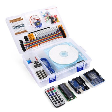 UNO Starter Kit for Beginners UNO Beginners Learning Kit UNO DIY Module Board Entry-level UNO DIY Kit