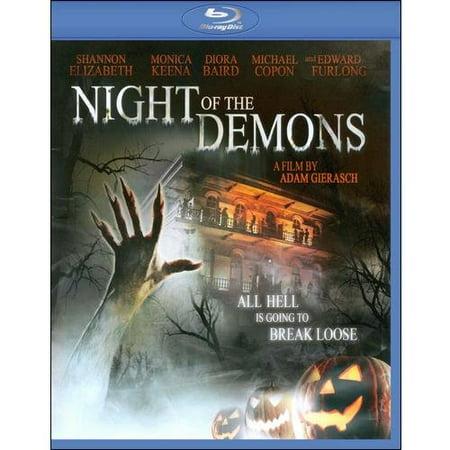 Night Of The Demons  Blu Ray   Widescreen