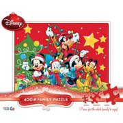 Disney Graduated 400 Piece Family Puzzle,  Assorted Disney by Ceaco