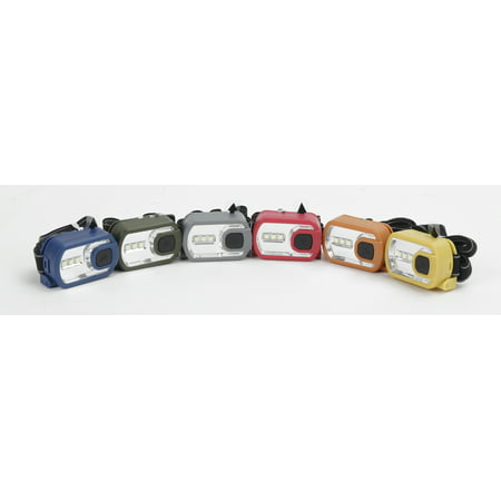 Ozark Trail 10-Pack, LED Headlamp for Camping and Outdoor (Best Headlamp For Photographers)