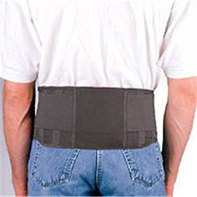 Fla 70-910846 Safe-T-Belt Working Back Support, Black, XX-Large