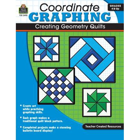 Coordinate Graphing: Creating Geometry Quilts Grd 4 & (Graphing Points On A Coordinate Plane Game)