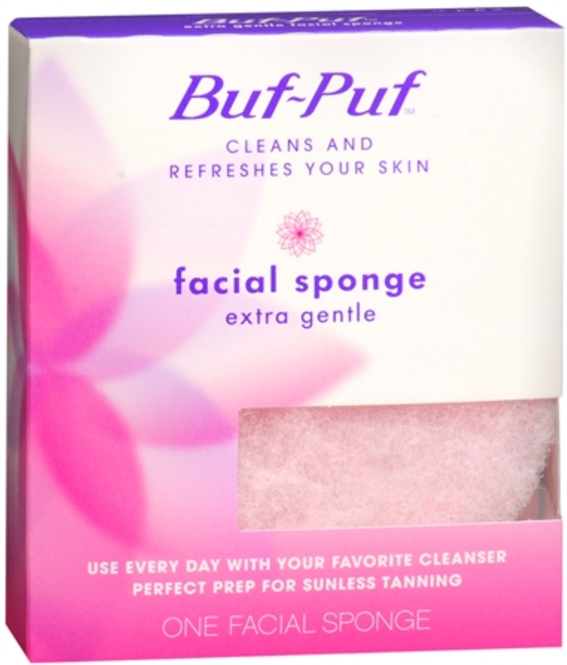 Buf puf facial sponges, home made amateur thumb gallery