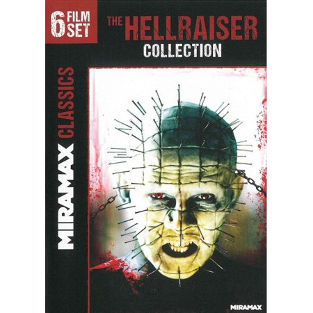 Hellraiser Collection (DVD) - Hellraiser Pinhead