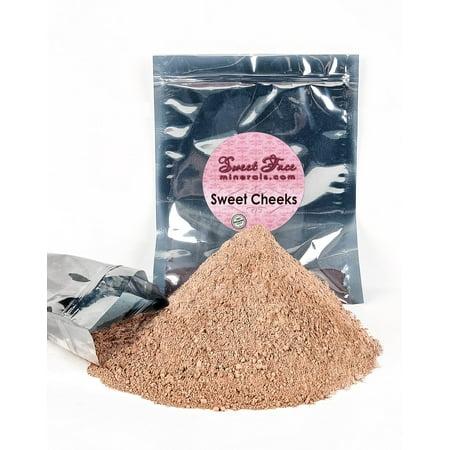 Powder Skis (Bulk Refill Mineral BLUSH Makeup Powder Bare Skin Sheer Full Cover (8 Ounces) )