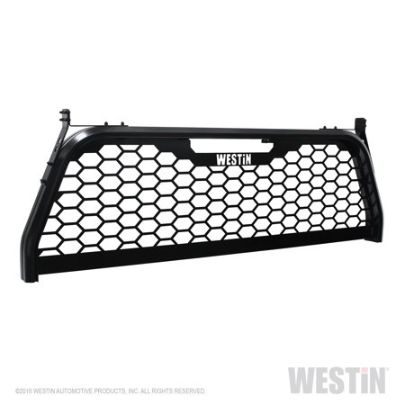 Westin 57-81025 HLR Truck Rack; Black Powder Coat;
