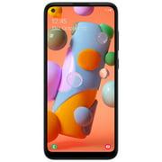 Straight Talk SAMSUNG Galaxy A11, 32GB Black - Prepaid Smartphone