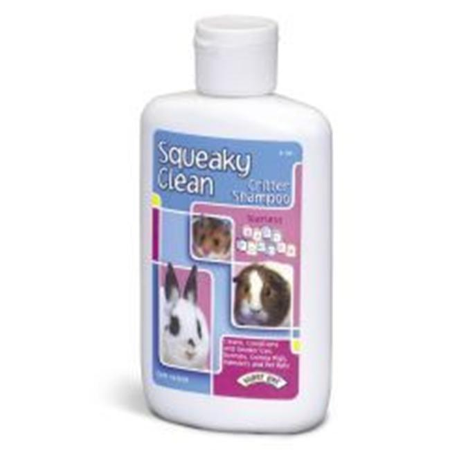 Pets International Hamster Squeaky Clean Shampoo 6 Ounces - 100079547