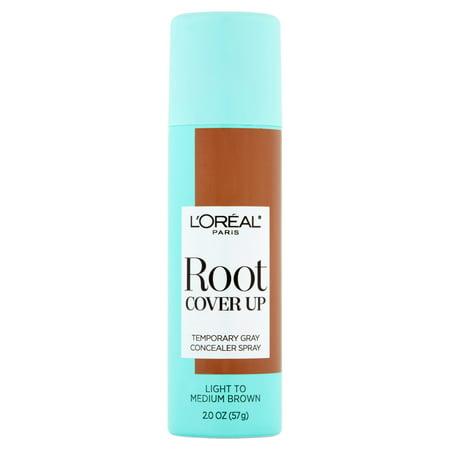 L'Or?al Paris Root Cover Up Temporary Gray Concealer Spray 2.0oz