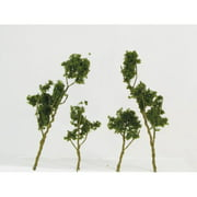 "Wee Scapes Wire Trees, 1.5"" to 3"", 24/Pkg., Medium Green"