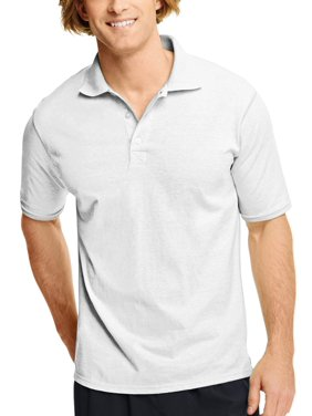 Hanes Men's X-Temp Polo Shirt