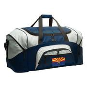 Broad Bay Arizona Flag Duffle Bags or Arizona Luggage
