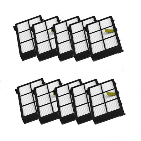 Hepa Filter Replacement For Irobot Roomba 800 Series 870 880 10 Pack
