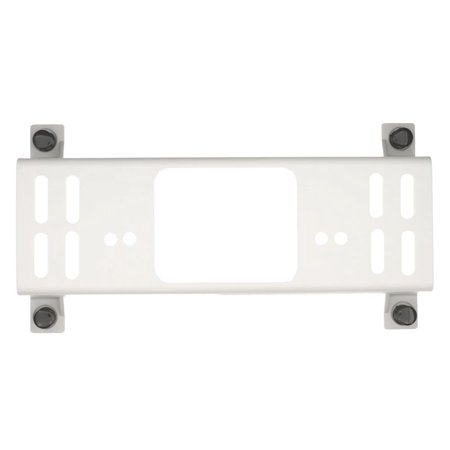 47612-DBK Data Plastic Bracket, White, The Data Bracket is for mounting switches, routers and modems within a Leviton Structured Media Center By Leviton Product description  provides three types of unpopulated plastic mounting brackets to accommodate the installer's need for custom mounting solutions within 's Series 140, 280 and 420 Structured Media Centers. 's Data Plastic Bracket can be used to mount switches, routers, and modems within 's Structured Media Centers. This unit offers a universal design that accommodates installation of a variety of manufacturers' products.  From the Manufacturer  provides three types of unpopulated plastic mounting brackets to accommodate the installer's need for custom mounting solutions within 's Series 140, 280 and 420 Structured Media Centers. 's Data Plastic Bracket can be used to mount switches, routers, and modems within 's Structured Media Centers. This unit offers a universal design that accommodates installation of a variety of manufacturers' products. Data Plastic Bracket for mounting switches, routers and modems in a  Series 140, 280, or 420 Structured Media Center.