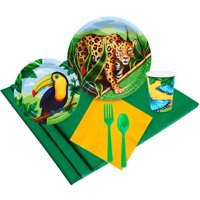 Jungle 24-Guest Party Pack