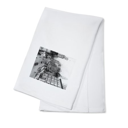 Broadway Theatres Winter Garden, Maxine Elliott's, Casino & Knickerbocker NYC Photo (100% Cotton Kitchen Towel)](Halloween Store Broadway Nyc)