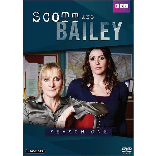 Scott And Bailey: Season One (Widescreen)