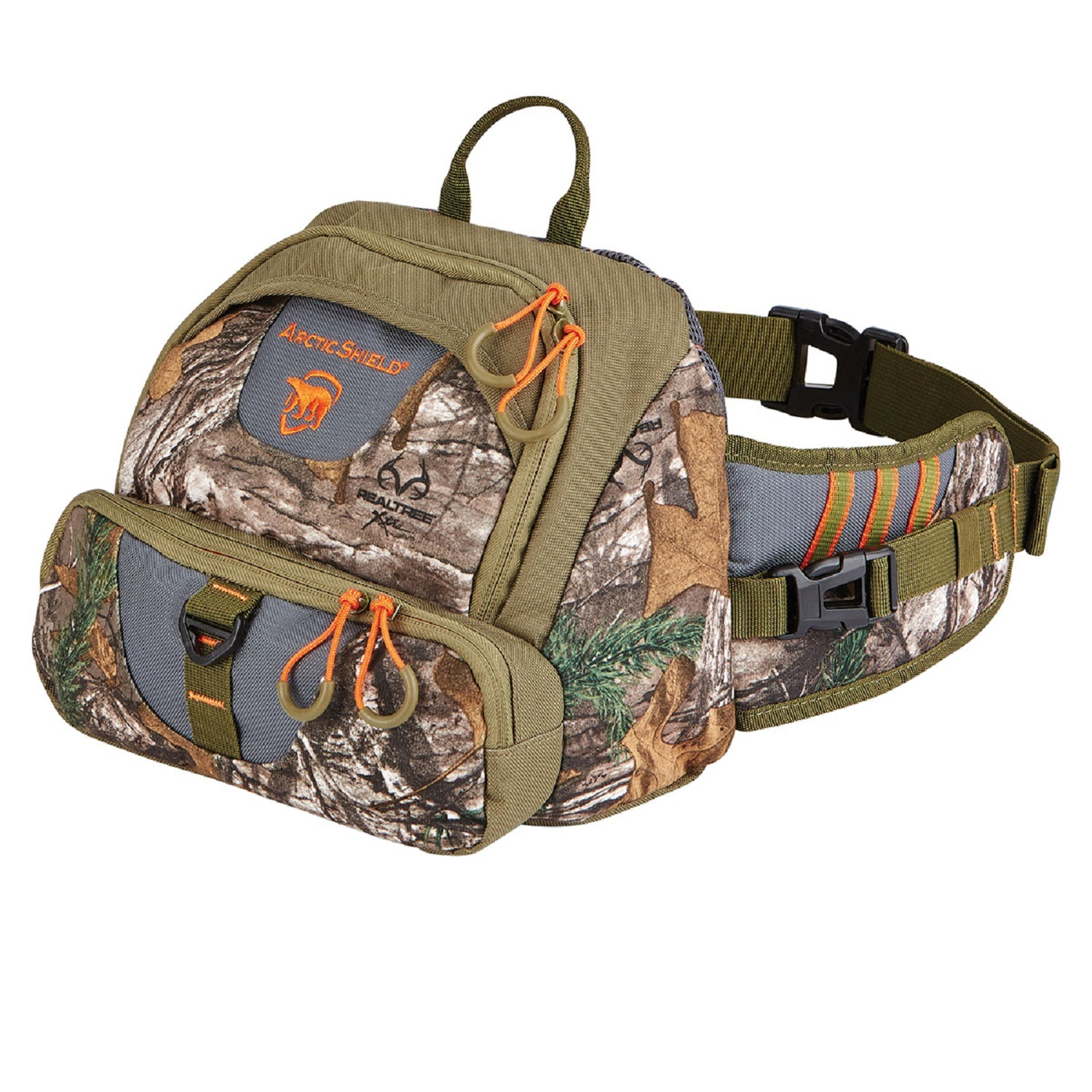 Onyx Outdoor F2X Realtree Xtra Waistpack SKU: 560300-802-999-15 with Elite Tactical Cloth