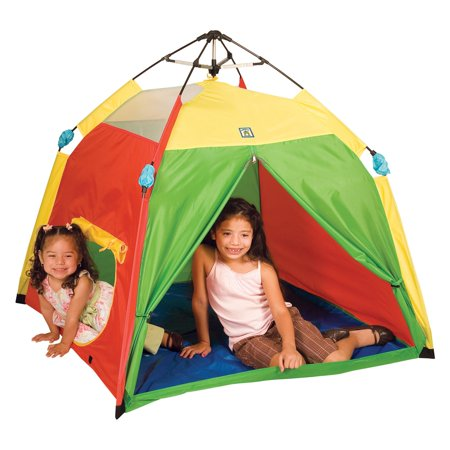 Pacific One Touch Play Tent