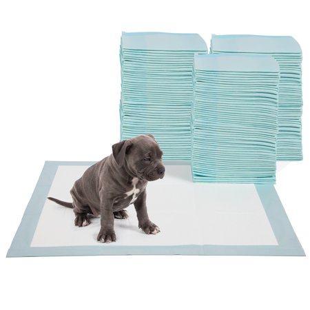 Paws & Pals Paws & Pals Pet Puppy Potty Pads, 5-Layer Durable, Leak-proof Training